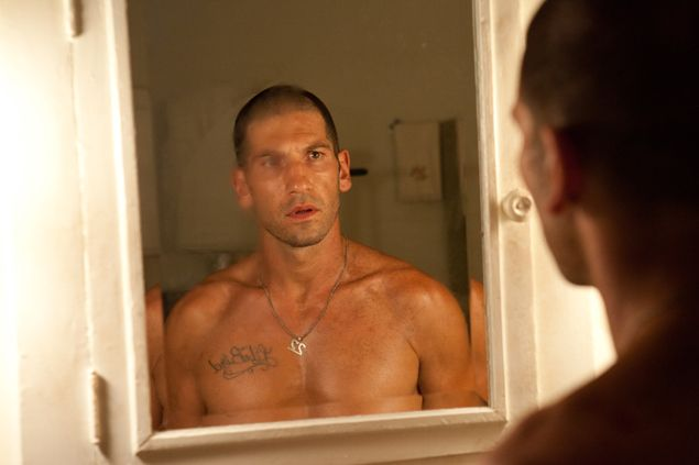 Shane from The Walking Dead - he may have been a big meanie, he certainly was hot and yummy eye candy!  =)