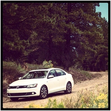 The 2013 Jetta Hybrid is the most fuel-efficient vehicle in the Volkswagen lineup with a combined EPA estimated fuel economy rating of 45 mpg.