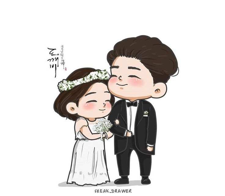 #goblin #kdrama #korean #korea #koreandrama #grimreaper #euntak #gongyoo #cute #animated #chibi #fanart #sunny #bride