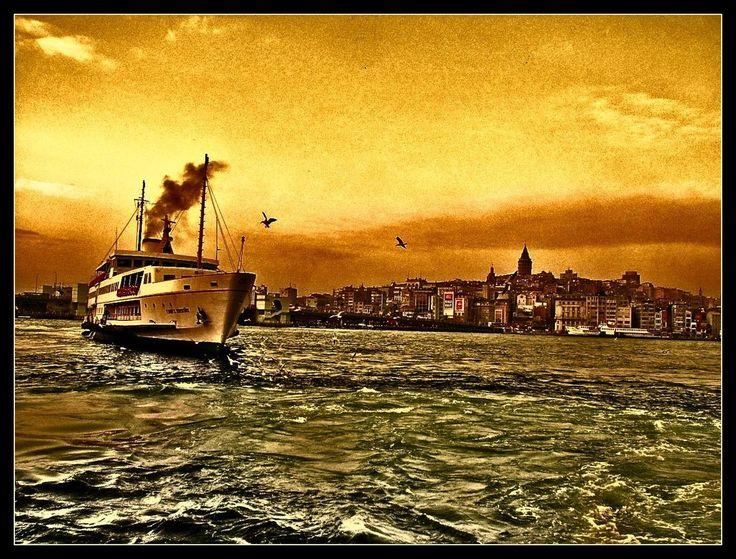 Steamship - vapur