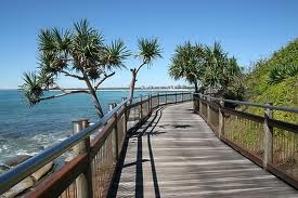 Caloundra boardwalk,  Qld