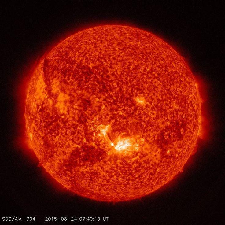 sun system solar flare - photo #44