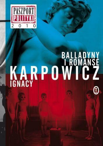 Balladyny i romanse-Karpowicz Ignacy