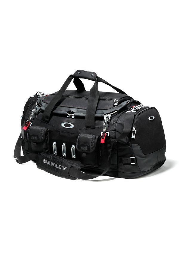Black Oakley Bathroom Tub Duffle bag