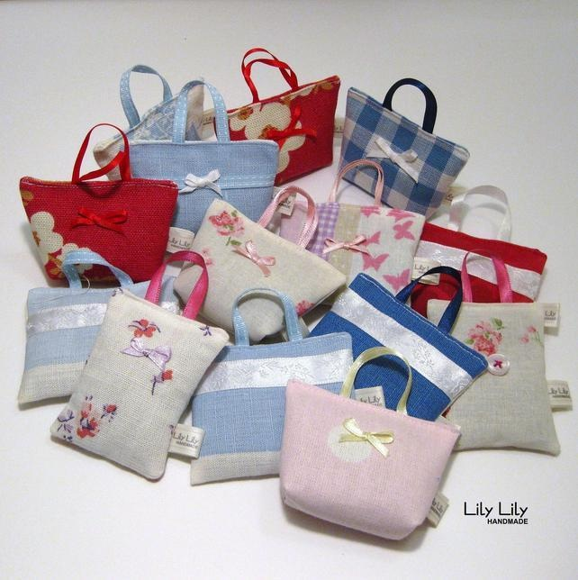 Lavender Bag - 3 Scented Bags