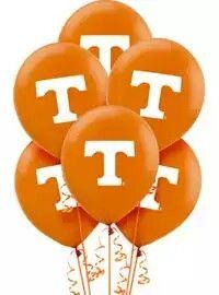 6d07694e587e6342ee2b599ec0627ec8 tennessee volunteers balloons 259 best tennessevols basketball(mens womens), football