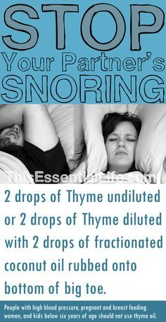 Stop snoring with this natural remedy. Start your mornings right with a good…