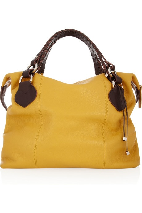Pauric Sweeney Textured-leather tote #GiftFinder