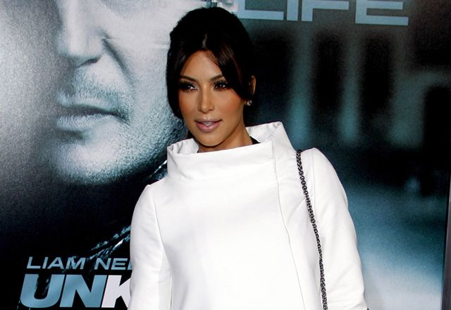 Kim Kardashian Is An Exhibitionist, Not A Terrible Parent | The Baby Post