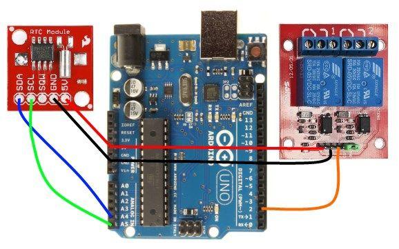 Finite-state machine and Arduino | lucadentella.it