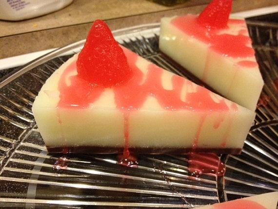Cheesecake Soap