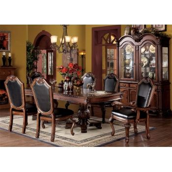 36 Best Dining Room Images On Pinterest  Dining Room Sets Formal Prepossessing Traditional Dining Room Sets Cherry Design Decoration