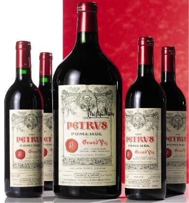 Petrus Wine   Pétrus is notable for the high prices, and excellent growing ...
