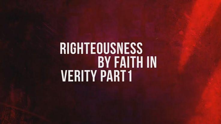 Spravodlivosť skrze vieru v pravosti - 1. časť - Prof. Dr. Walter Veith ...