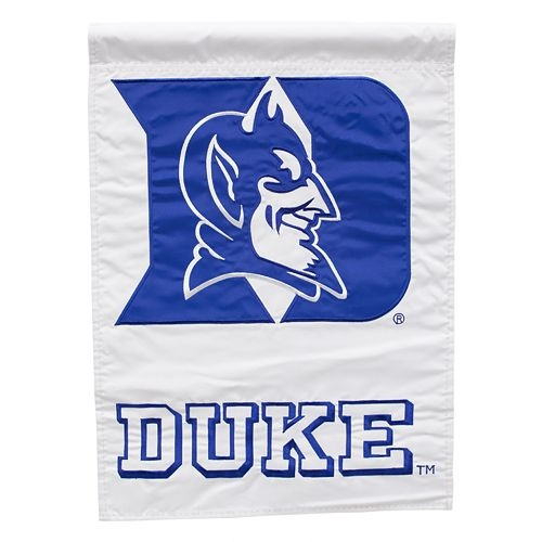 Duke Forward: Duke Blue Devils Garden Flag