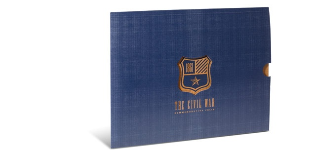 The Civil War: 1861 Commemorative Folio