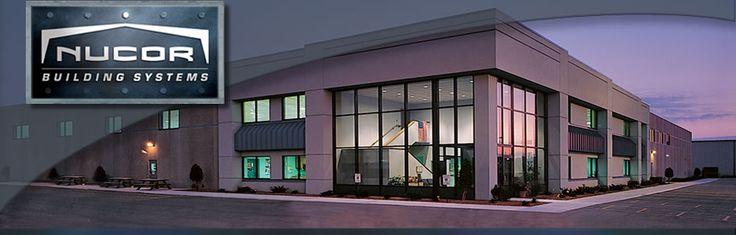 Custom Metal Buildings - Pre Engineered Steel Buildings   Nucor ...