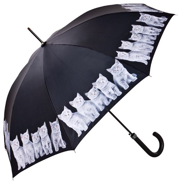 "Automatic umbrella ""Chartreux kittens"" ❤ http://www.beimjupiter.com/Media/Shop/5547a_az1.jpg"