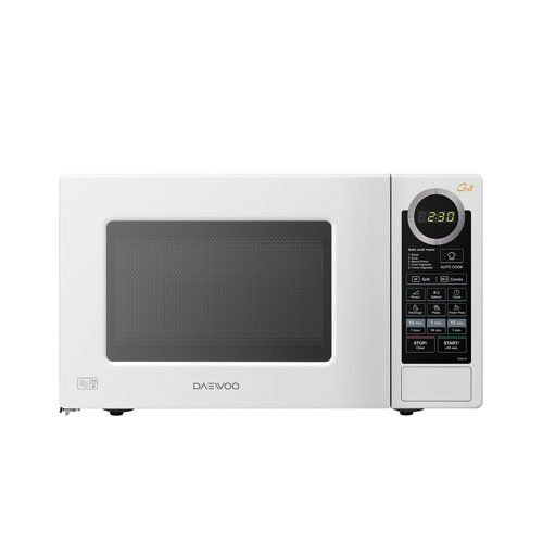 Daewoo Digital Microwave, 700 W, White