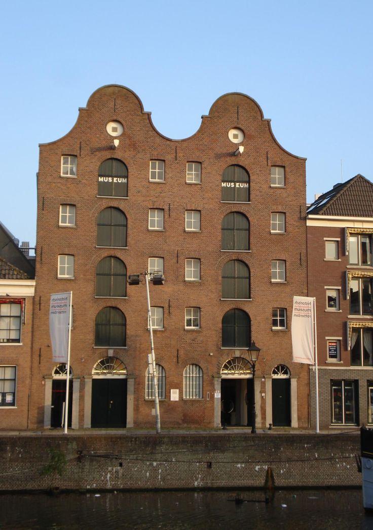 De Dubbelde Palmboom, Delfshaven, Rotterdam.