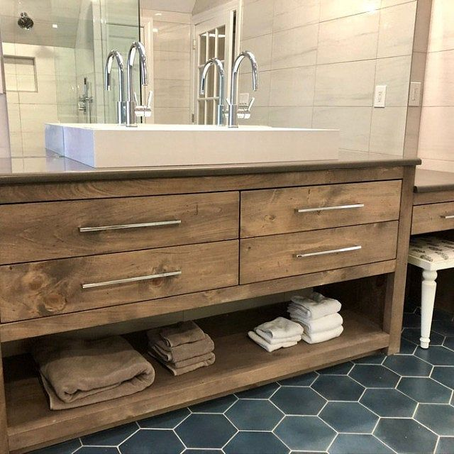 Handmade Custom Vanity In 2020 Custom Bathroom Vanity Custom Vanity Custom Bathroom
