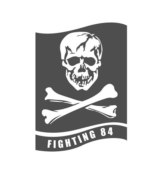 Jolly Rogers VF-84 Decal