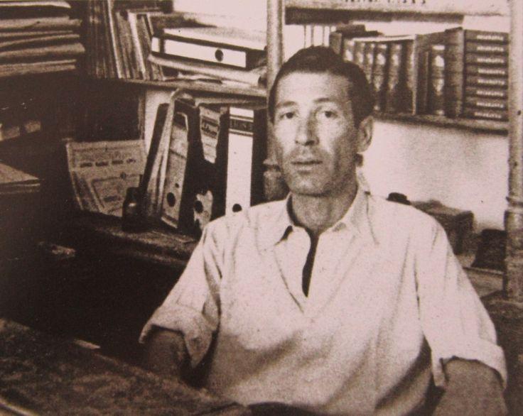 Πάνος Τσιρίμπασης. Εκ των ιδιοκτητών του κινηματογράφου ΦΟΙΝΙΞ. (1920-1990).