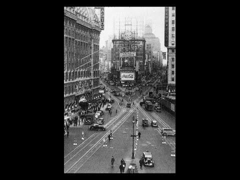 The Times Square Time Traveler - Rudolph Fentz Jumped to 1950 from 1876