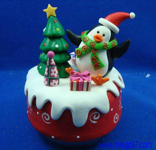 polymer clay christmas - Cerca con Google