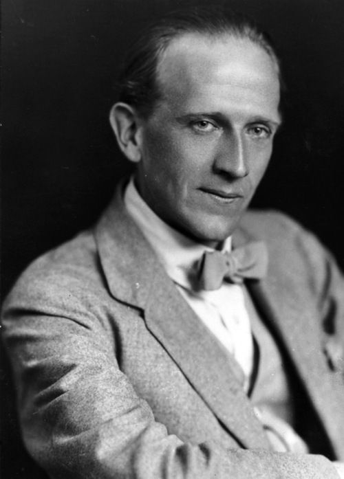 """Alan Alexander Milne, 1920 aka A.A. Milne. Author of Winnie the Pooh.  """"If you want to make a song more hummy, add a few tiddely poms."""""""