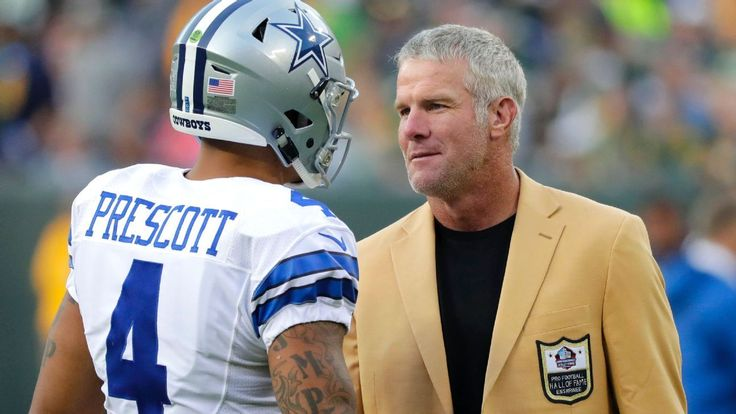 Brett Favre on Dallas Cowboys' Dak Prescott: 'I'm extremely impressed' - Dallas Cowboys Blog- ESPN