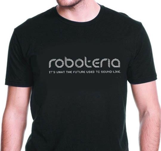 ROBOTERIA (2008-2009, 2012-present) by Taffi Louis, via Behance