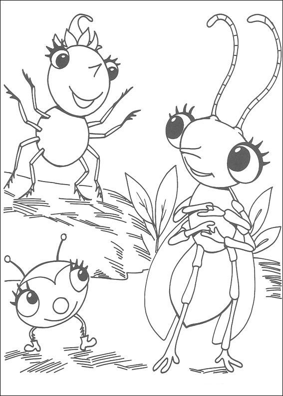 Online Coloring Pages Printable Book For Kids 17