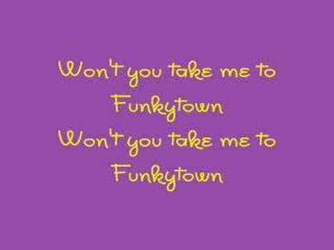 Funkytown Lyrics
