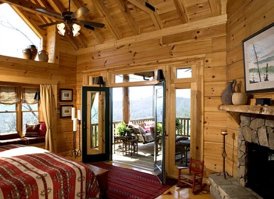1000+ ideas about Log Home Decorating on Pinterest  Log homes, Living room designs and Modern