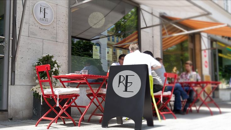 Restaurant Ebert meine Kueche Terrasse