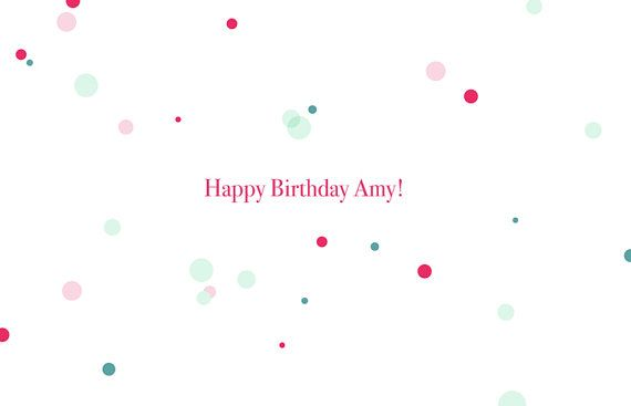 Birthday tablecloth. Personalized Tablecloth. For a by StudioTAMUK