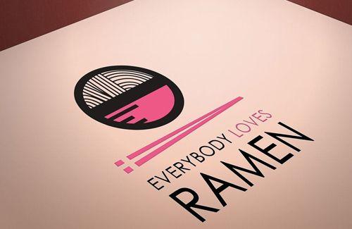 Rocketship Creative Design Lab | Graphic Design Studio | Everybody Loves Ramen…