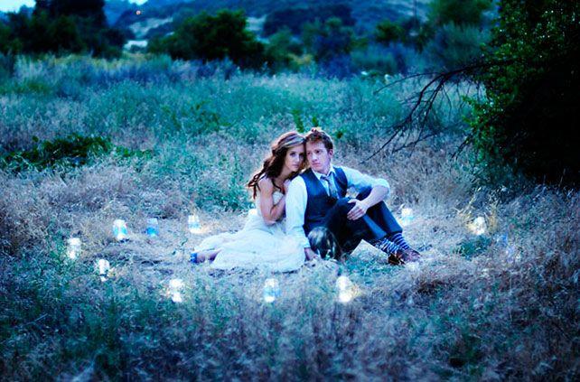 тематическая свадьба по фильму «Сумерки. Сага»