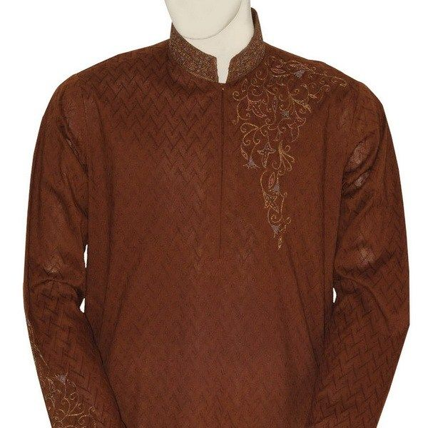 Junaid Jamshed Eid Kurta Collection 2012 For Men 002