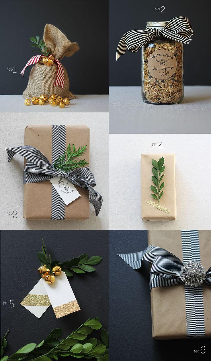 自分で包めばもっと素敵な贈り物に!【クリスマスプレゼント ラッピングアイディア集】