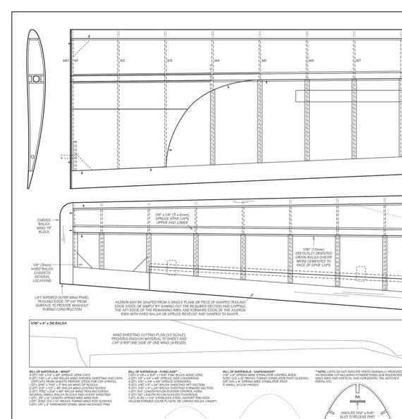 Schleicher Asw 15 1968 Vintage 1 6 Scale 2 4m 98 Balsa And Plywood Sailplane Model Plans Patterns Templates Tmrc Tom Martin Radio Control In 2021 Plywood Boat Plans Boat Building Plans Wooden Boat Plans