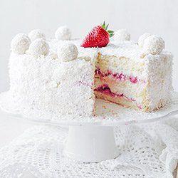 Tort Raffaello | Kwestia Smaku