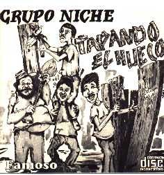 SALSA VIDA: 1988 Grupo Niche - Tapando el hueco