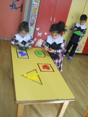 Okul öncesi eğitim : MİNİ GÜNCE