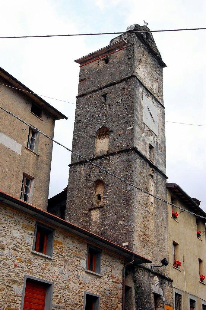 Stazzema (Lucca) - Torre dell'Orologio, 1738