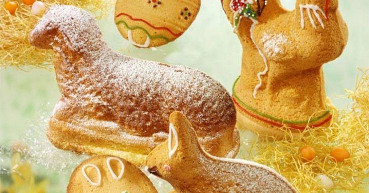 Zu Ostern kommt traditionell Osterlamm auf den Tisch. Ob süßes oder herzhaftes Osterlamm-Rezept, hier gibt es für jeden Geschmack das Passende. Probieren Sie süße Backrezepte für Osterlamm oder sogar eine herzhafte Variante für das beliebte Gebäck. Oder überraschen Sie Ihre Gäste mit einem Hauptgericht mit Lamm, zum Beispiel mit pikanten Lammkoteletts, würzigen Lammbraten oder mediterraner Lammkeule. #ostern #deko #ideen #rezepte #anleitungen #diy #daskochrezept #süß #herzhaft #lamm