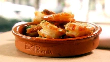 Crevettes poêlées - à la plancha - Recettes - À la di Stasio