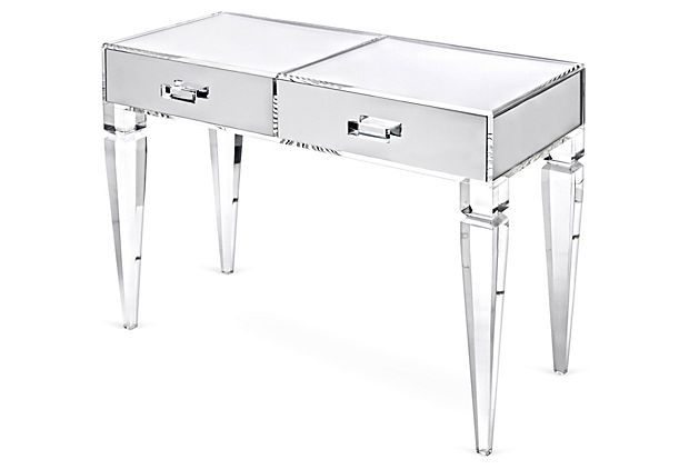 Angelina Vanity Table By Plexi Craft