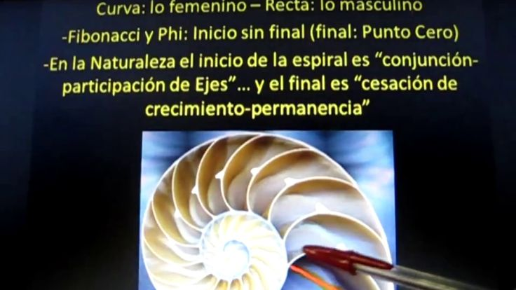 ESPIRAL ÁUREA: 3 EJES (GSP-I 12) - YouTube